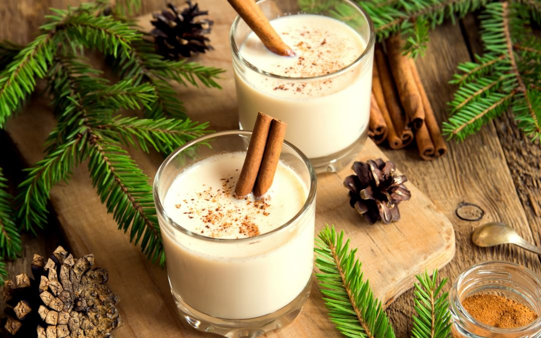 "Vegan ""Egg"" Nog"
