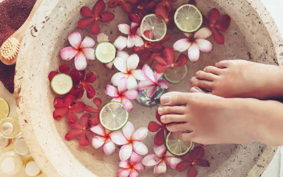 3 Detox Baths to Refresh Your Nervous System